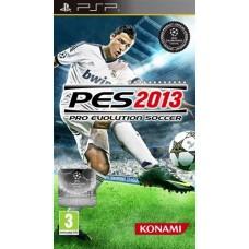 Pro Evolution Soccer 2013 для PSP