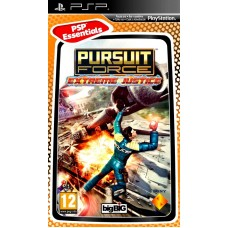Pursuit Force: Extreme Justice для PSP