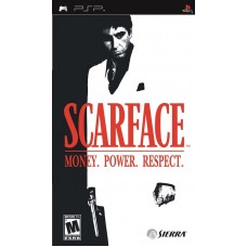 Scarface: Money. Power. Respect. для PSP