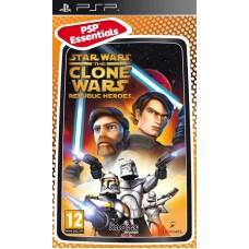 Star Wars: The Clone Wars – Republic Heroes для PSP