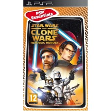 Star Wars: The Clone Wars – Republic Heroes для PSP