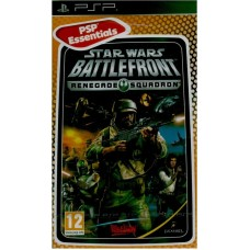 Star Wars: Battlefront – Renegade Squadron для PSP