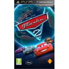 Disney / Pixar Тачки 2 русская версия для PSP