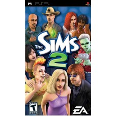 The Sims 2 для PSP