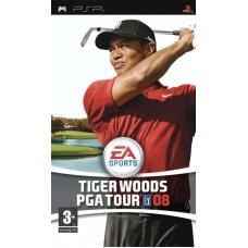 Tiger Woods PGA Tour 08 для PSP