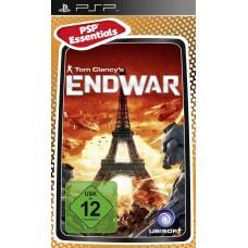 Tom Clancy's End War для PSP