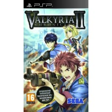 Valkyria Chronicles 2 для PSP