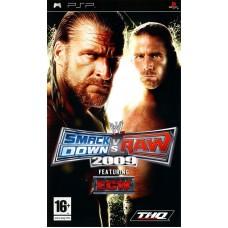 WWE SmackDown! vs. RAW 2009 для PSP
