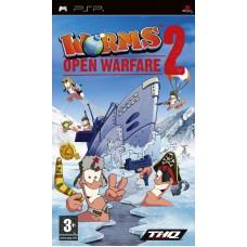 Worms: Открытая война 2 для PSP