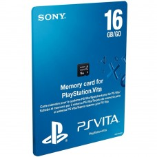 Карта памяти 16Gb для PS Vita