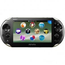 Игровая приставка Sony PlayStation Vita Slim 2000 Wi-Fi Black