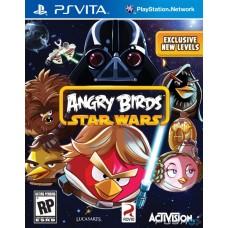 Игра для PS Vita Angry Birds Star Wars
