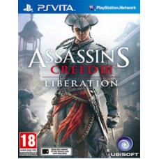 Игра для PS Vita Assassin's Creed III Liberation русские субтитры