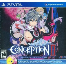 Conception II: Children of the Seven Stars для PS Vita