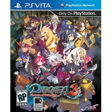 Disgaea 3: Absence of Detention для PS Vita
