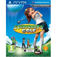Everybody's Golf для PS Vita