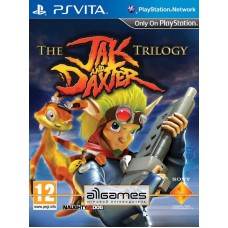 Jak and Daxter Trilogy для PS Vita