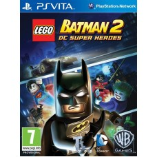 Lego Batman 2: DC Super Heroes русские субтитры для PS Vita