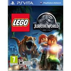 Lego Мир Юрского Периода русские субтитры для PS Vita
