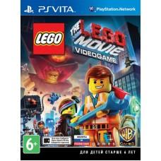 LEGO Movie The Videogame русские субтитры для PS Vita