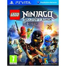 LEGO Ninjago: Shadow of Ronin русские субтитры для PS Vita