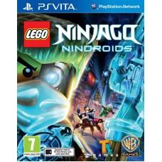 LEGO Ninjago: Nindroids русские субтитры для PS Vita