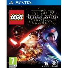 LEGO Звездные войны: Пробуждение Силы русские субтитры для PS Vita