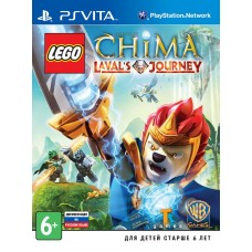 LEGO Legends of Chima: Laval's Journey для PSVita