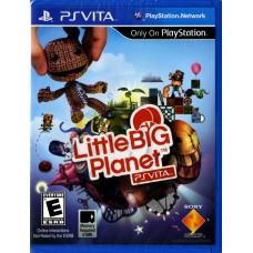 Игра для PS Vita Little Big Planet русская версия для PS Vita