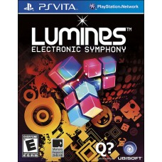 Игра для PS Vita Lumines: Electronic Symphony