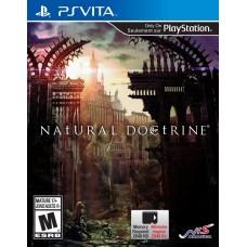Игра для PS Vita NAtURAL DOCtRINE