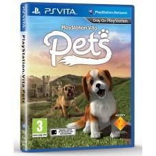 Игра для PS Vita Pets русская версия