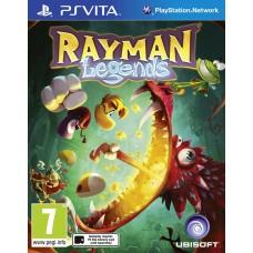 Игра для PS Vita Rayman Legends русская версия
