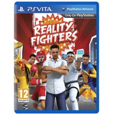 Reality Fighters русская версия для PS Vita