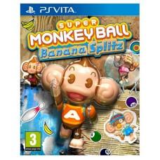 Игра для PS Vita Super Monkey Ball: Banana Splitz