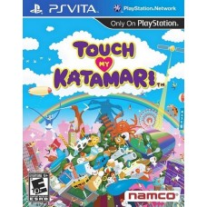 Игра для PS Vita Touch My Katamari