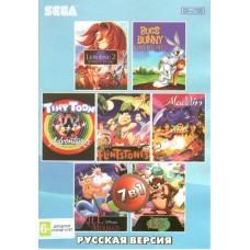 7in1 сборник игр для Sega (BS-7001)