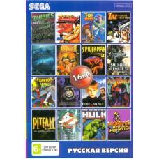 16in1 сборник игр для Sega (AA-160001)