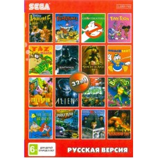 32in1 сборник игр для Sega (AA-32001)