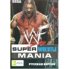 Super Wrestle Mania для Sega