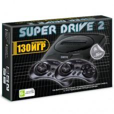 Sega Super Drive 2 Classic Black (130 игр)