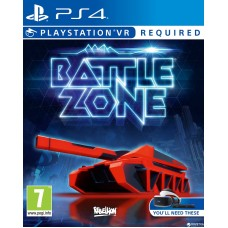 Battlezone русская версия для PlayStation VR