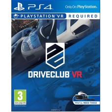 Driveclub VR русская версия для PlayStation VR
