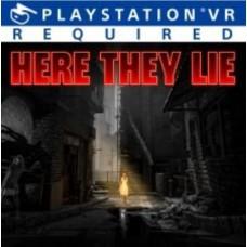 Что скрывает тьма русская версия для PlayStation VR