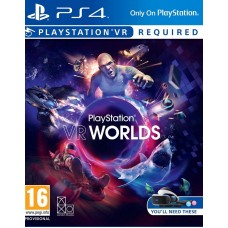 Игра для PlayStation VR PlayStation VR Worlds русская версия