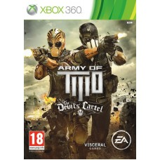 Army of TWO: The Devil's Cartel для Xbox 360