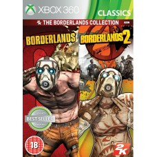 Borderlands Collection для Xbox 360