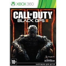 Call of Duty: Black Ops III русская версия для Xbox 360