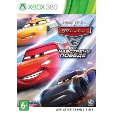 Тачки 3: Навстречу победе русские субтитры для Xbox360
