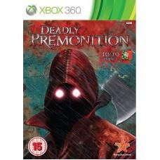 Deadly Premonition для Xbox 360